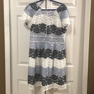 NWT lace party dress